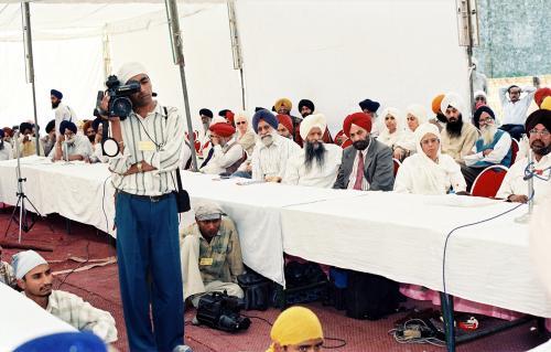 Concept of five Beloved (Panj Piyare) in Sikhism seminar (64)