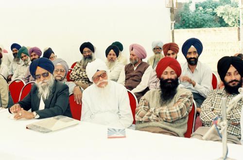 Concept of five Beloved (Panj Piyare) in Sikhism seminar (65)