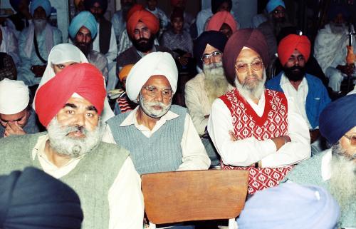 Concept of five Beloved (Panj Piyare) in Sikhism seminar (66)