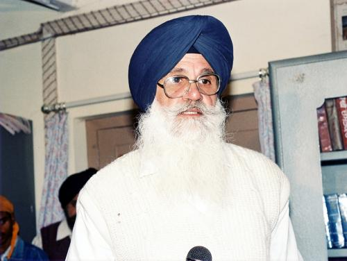 Concept of five Beloved (Panj Piyare) in Sikhism seminar (68)