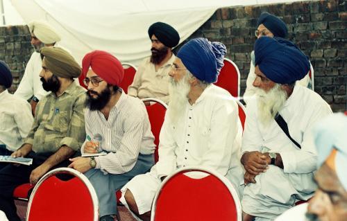 Concept of five Beloved (Panj Piyare) in Sikhism seminar (69)