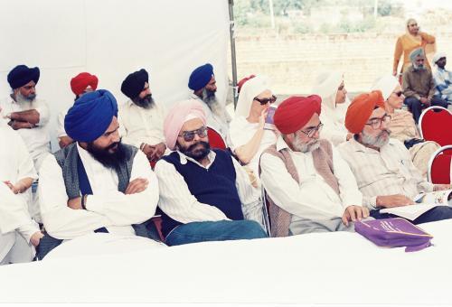 Concept of five Beloved (Panj Piyare) in Sikhism seminar (72)