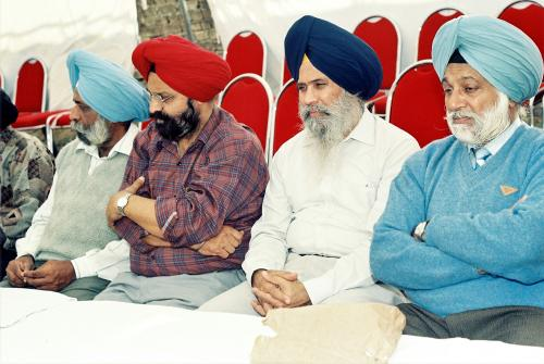 Concept of five Beloved (Panj Piyare) in Sikhism seminar (74)