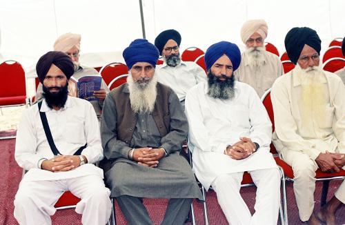 Concept of five Beloved (Panj Piyare) in Sikhism seminar (75)