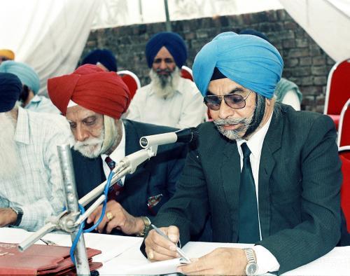 Concept of five Beloved (Panj Piyare) in Sikhism seminar (8)
