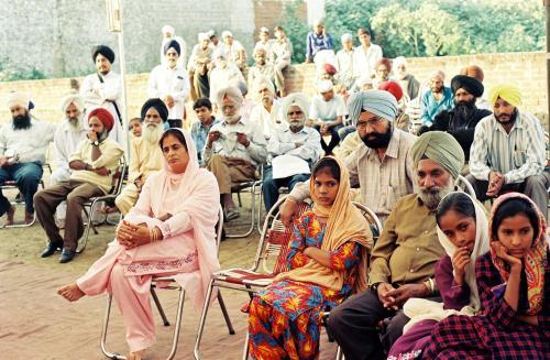 Concept of five Beloved (Panj Piyare) in Sikhism seminar (83)