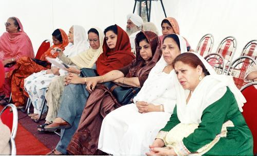 Concept of five Beloved (Panj Piyare) in Sikhism seminar (84)