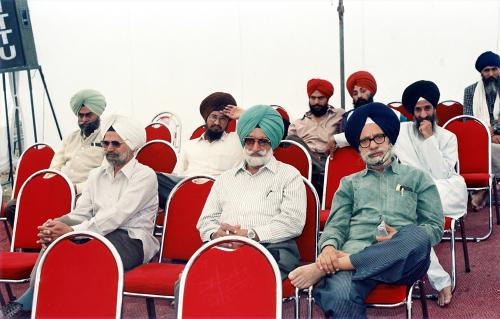 Concept of five Beloved (Panj Piyare) in Sikhism seminar (85)
