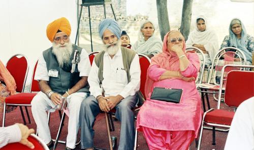 Concept of five Beloved (Panj Piyare) in Sikhism seminar (88)