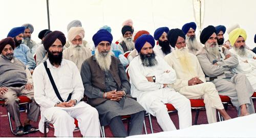 Concept of five Beloved (Panj Piyare) in Sikhism seminar (89)