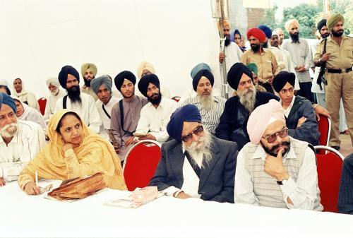 Concept of five Beloved (Panj Piyare) in Sikhism seminar (91)