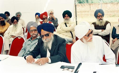 Concept of five Beloved (Panj Piyare) in Sikhism seminar (93)