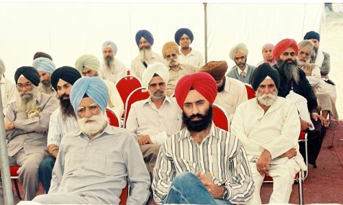 Concept of five Beloved (Panj Piyare) in Sikhism seminar (94)