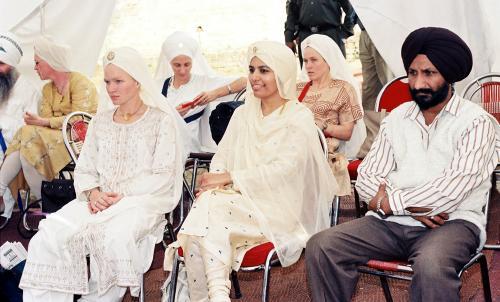 Concept of five Beloved (Panj Piyare) in Sikhism seminar (95)