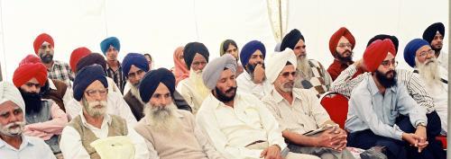 Concept of five Beloved (Panj Piyare) in Sikhism seminar (96)