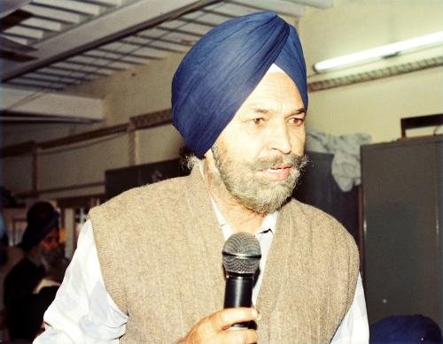 Concept of five Beloved (Panj Piyare) in Sikhism seminar (97)