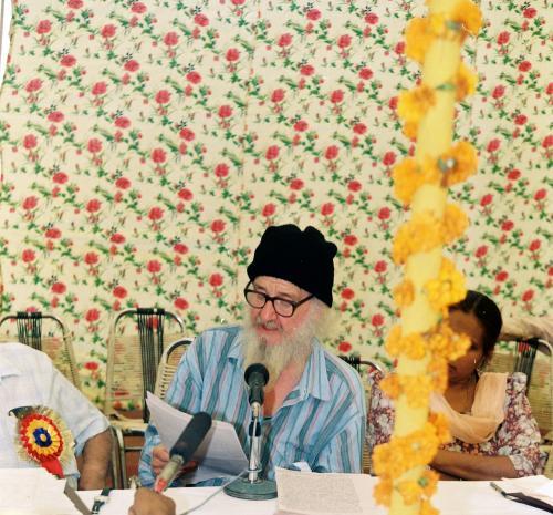 Contribution of Sri Guru Granth Sahib To Humanity seminar (101)