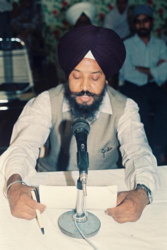 Contribution of Sri Guru Granth Sahib To Humanity seminar (102)