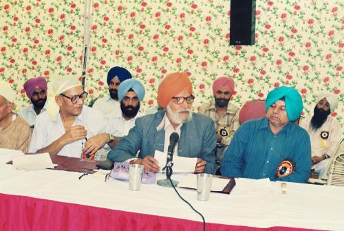 Contribution of Sri Guru Granth Sahib To Humanity seminar (103)