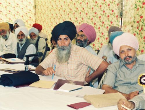 Contribution of Sri Guru Granth Sahib To Humanity seminar (104)