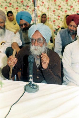 Contribution of Sri Guru Granth Sahib To Humanity seminar (107)