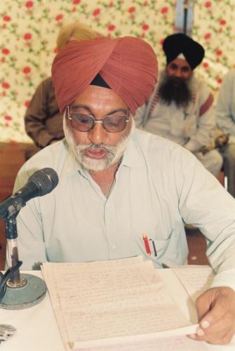 Contribution of Sri Guru Granth Sahib To Humanity seminar (109)