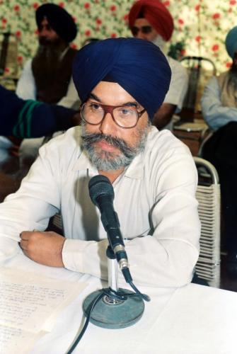 Contribution of Sri Guru Granth Sahib To Humanity seminar (111)