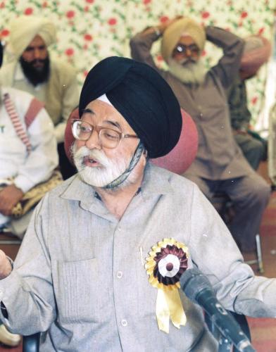 Contribution of Sri Guru Granth Sahib To Humanity seminar (113)