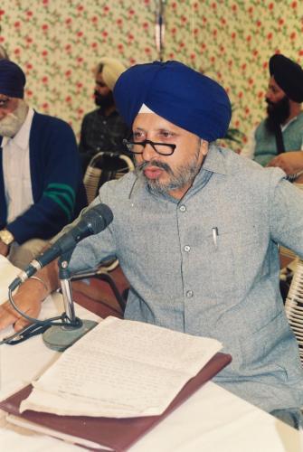 Contribution of Sri Guru Granth Sahib To Humanity seminar (15)