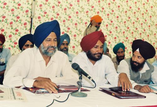 Contribution of Sri Guru Granth Sahib To Humanity seminar (18)
