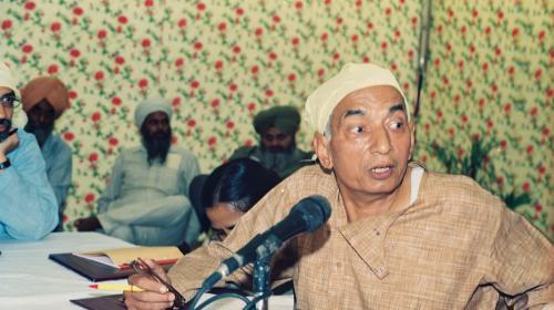 Contribution of Sri Guru Granth Sahib To Humanity seminar (20)