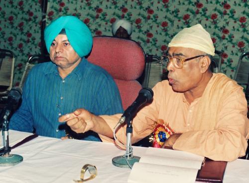Contribution of Sri Guru Granth Sahib To Humanity seminar (21)