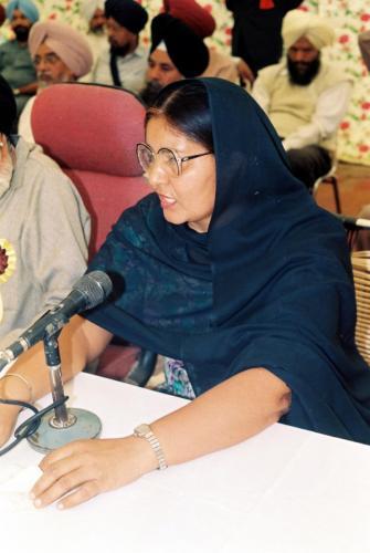Contribution of Sri Guru Granth Sahib To Humanity seminar (28)