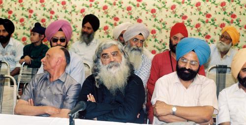 Contribution of Sri Guru Granth Sahib To Humanity seminar (32)