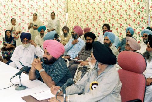 Contribution of Sri Guru Granth Sahib To Humanity seminar (36)
