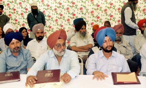 Contribution of Sri Guru Granth Sahib To Humanity seminar (40)