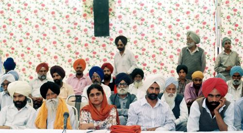 Contribution of Sri Guru Granth Sahib To Humanity seminar (41)