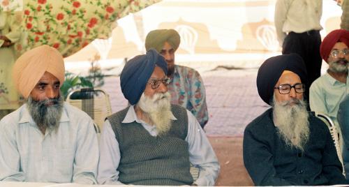 Contribution of Sri Guru Granth Sahib To Humanity seminar (42)