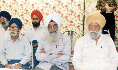 Contribution of Sri Guru Granth Sahib To Humanity seminar (43)