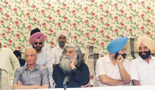 Contribution of Sri Guru Granth Sahib To Humanity seminar (44)