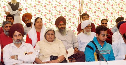 Contribution of Sri Guru Granth Sahib To Humanity seminar (51)