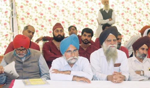 Contribution of Sri Guru Granth Sahib To Humanity seminar (52)