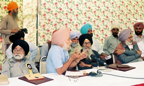 Contribution of Sri Guru Granth Sahib To Humanity seminar (53)