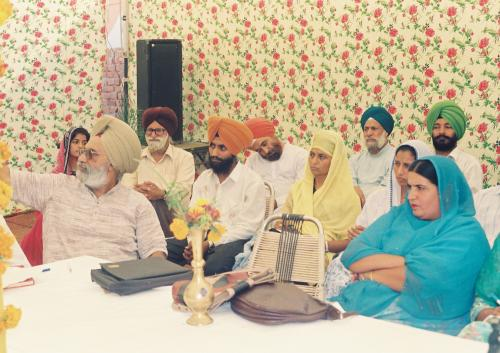 Contribution of Sri Guru Granth Sahib To Humanity seminar (54)