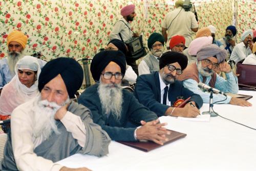 Contribution of Sri Guru Granth Sahib To Humanity seminar (55)