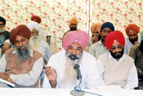 Contribution of Sri Guru Granth Sahib To Humanity seminar (57)