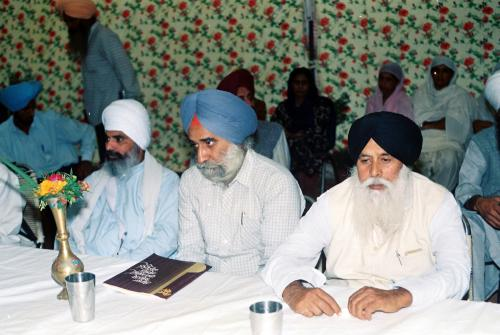 Contribution of Sri Guru Granth Sahib To Humanity seminar (58)