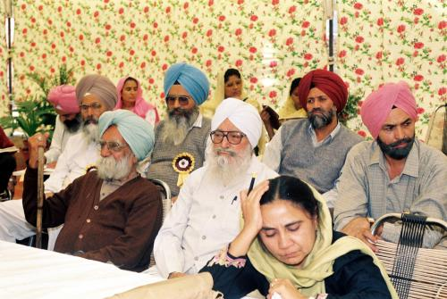 Contribution of Sri Guru Granth Sahib To Humanity seminar (59)