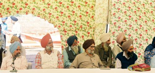 Contribution of Sri Guru Granth Sahib To Humanity seminar (61)