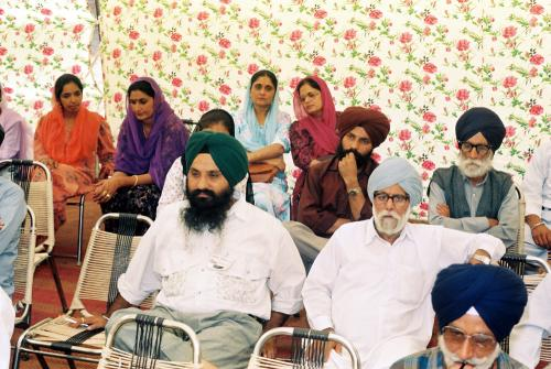 Contribution of Sri Guru Granth Sahib To Humanity seminar (62)